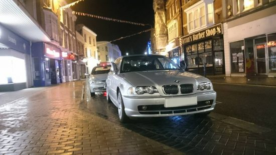 BMW 323CiA E46 Pack Business
