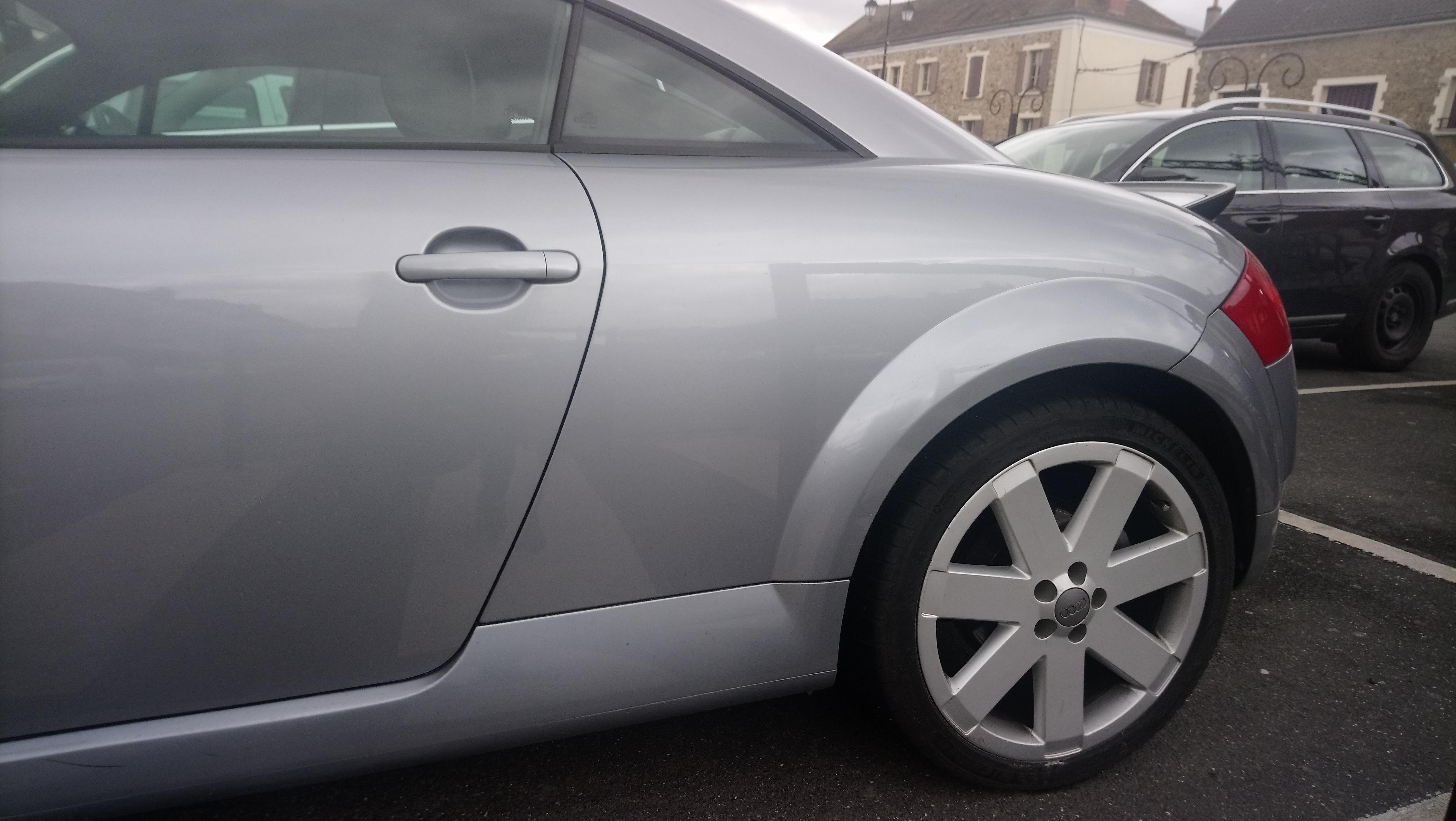 Aile arrière gauche AUDI TT V6