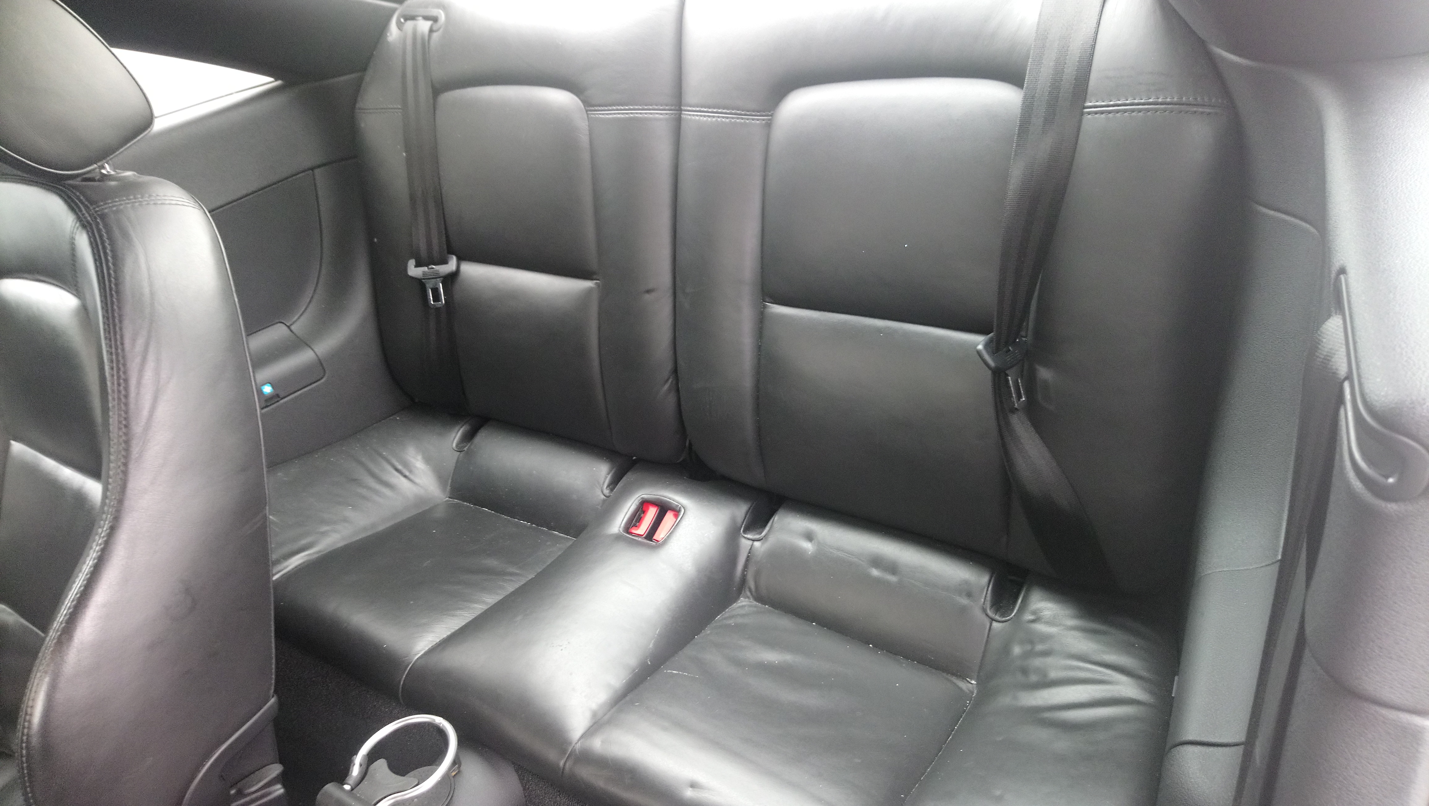 Sièges arrières AUDI TT V6
