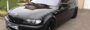 BMW SERIE 3 (E46) 330D PACK M 204cv