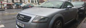 AUDI TT V6 3.2 DSG QUATTRO RHD