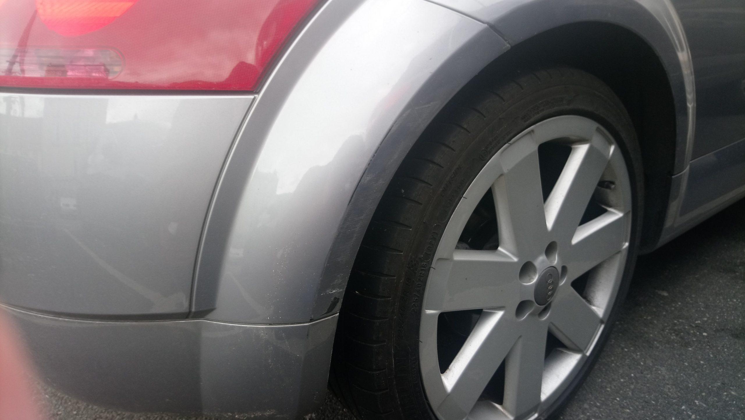 Aile arrière droite AUDI TT V6