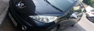 Peugeot 207 RC 1.6thp 175cv RHD